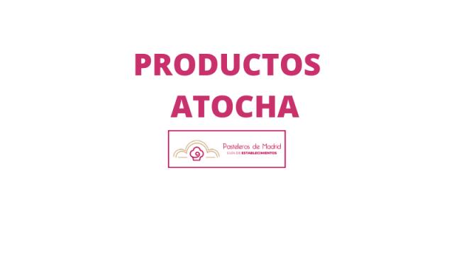 PRODUCTOS ATOCHA