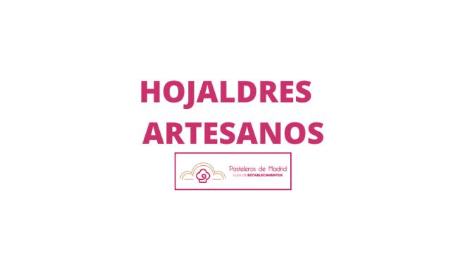 HOJALDRES ARTESANOS