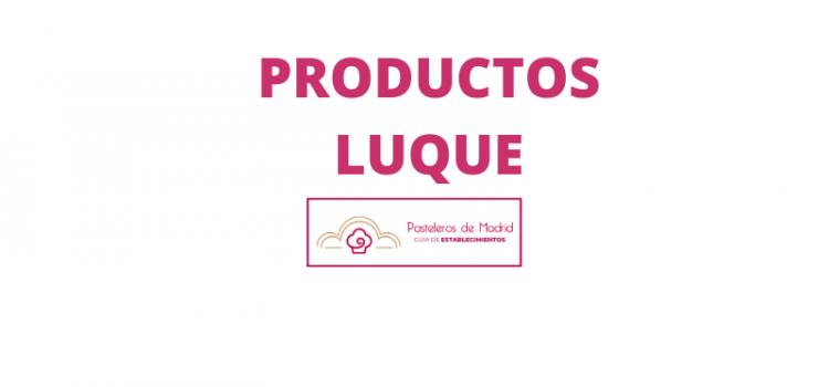 PRODUCTOS LUQUE