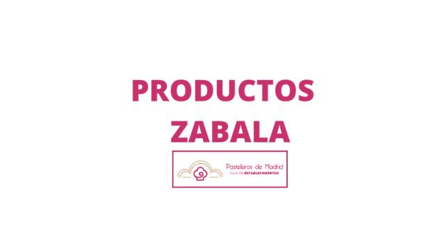 PRODUCTOS ZABALA